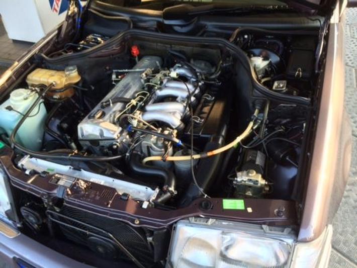 Mercedes-Benz 300 D (1992) #2