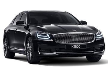 Kia toont K900 eindelijk echt