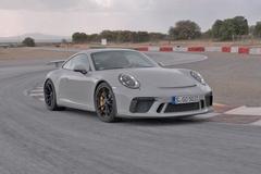 Porsche 911 GT3 - Rij-impressie
