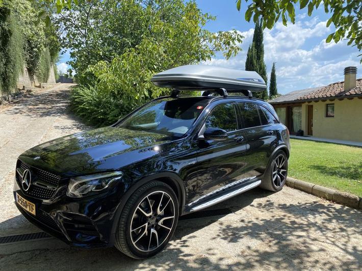 Mercedes-Benz GLC 43 AMG 4MATIC (2016)