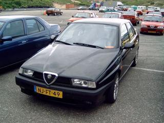 Alfa Romeo 155 1.8 Twin Spark S (1996)