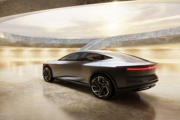 Nissan IMs Sports Sedan Concept onthuld