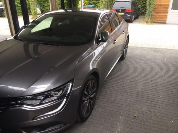 Renault Talisman dCi 110 Intens (2016)