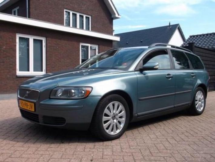 Volvo V50 2.0D Elan (2004)