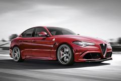 Specificaties Alfa Romeo Giulia gelekt