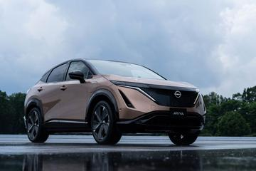 Nissan Ariya later op de markt wegens chiptekort