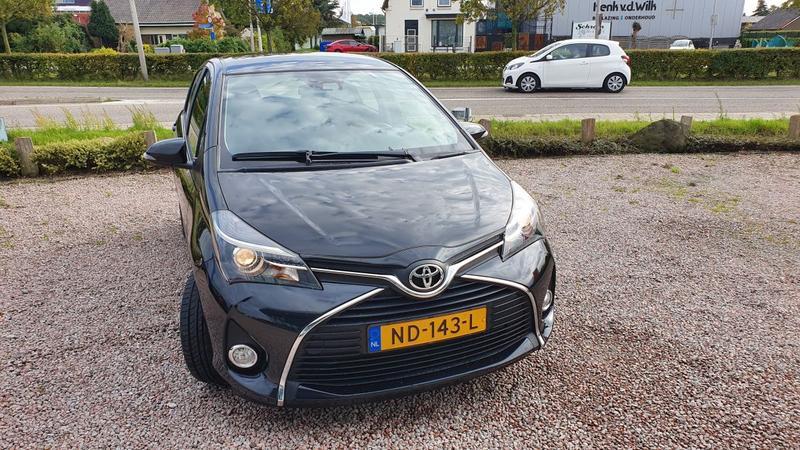 Toyota Yaris 1.3 VVT-i Trend (2017)