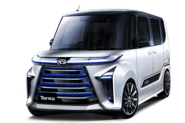 Daihatsu Taft en Tokyo Auto Salon