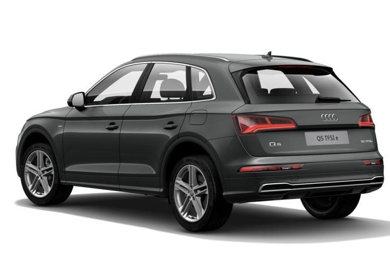 Audi Q5 50 TFSI e quattro S edition (2020)