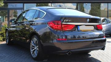 BMW 535i Gran Turismo High Executive (2010)
