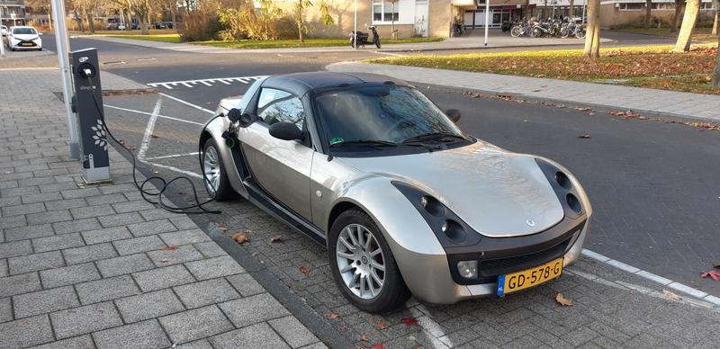 Smart roadster 45kW (2004)