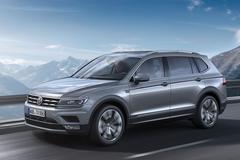 Europese Volkswagen Tiguan Allspace in beeld