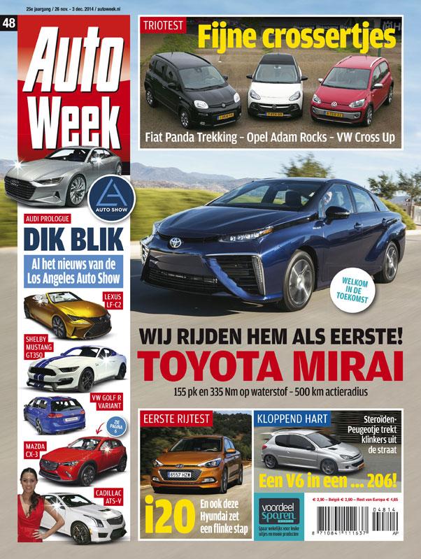AutoWeek 48 2014