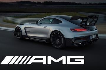 Mercedes-AMG toont zelf GT Black Series