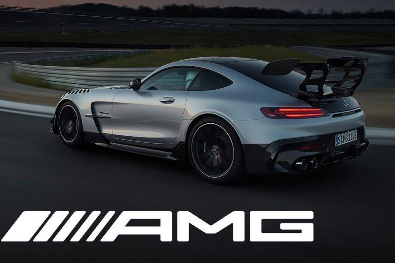 AMG GT R Black Series
