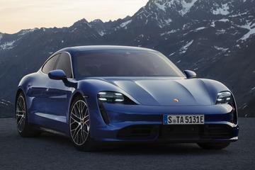 Dit is de Porsche Taycan!