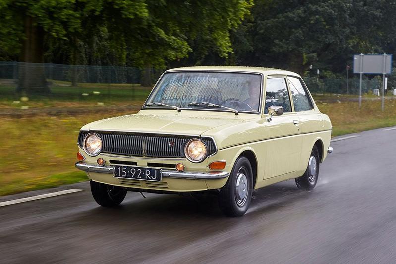 Toyota 1000 (1971) - Klokje Rond Klassiek