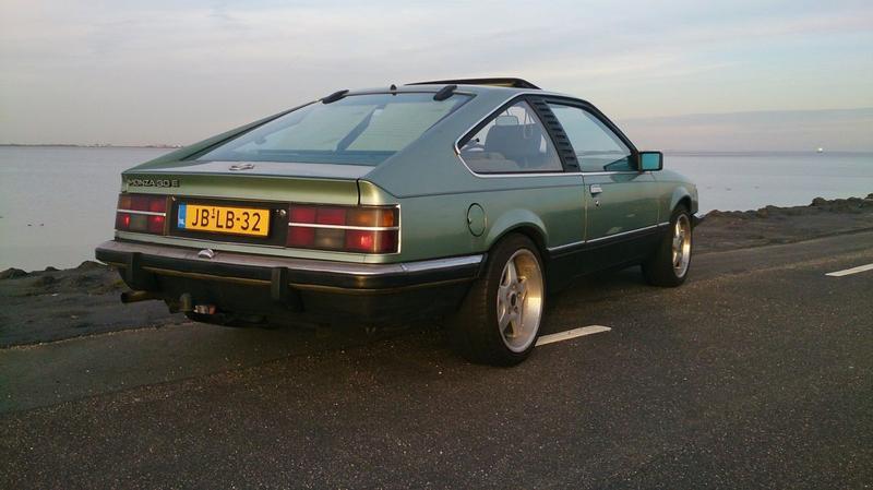 Opel Monza 2.8 S (1982)