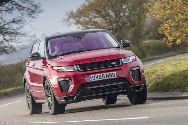 Jaguar Land Rover vermindert productie