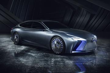 Lexus presenteert LS+ Concept
