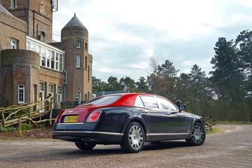Bentley Mulsanne - Test