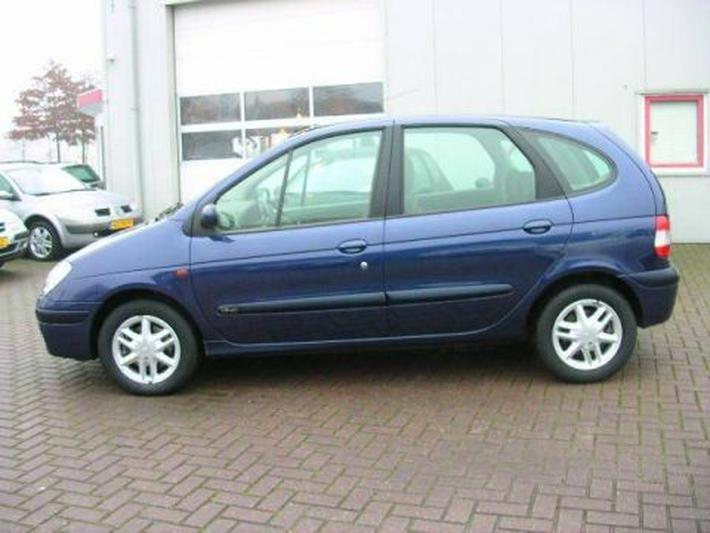 Renault Scénic 1.9 dCi Expression Sport (2002)
