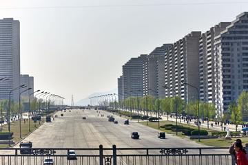 Kun je een auto kopen en rijden in Noord-Korea?