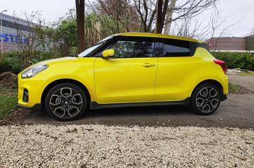 Suzuki Swift 1.4 Boosterjet Sport (2018)