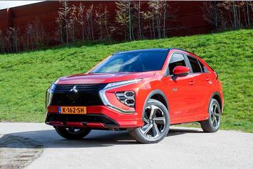 Test: Mitsubishi Eclipse Cross PHEV