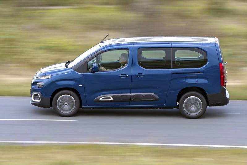 Citroën Berlingo XL - Eerste rijtest