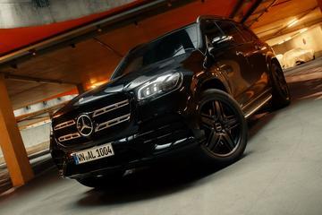 Mercedes-Benz GLS opgepompt door Lorinser