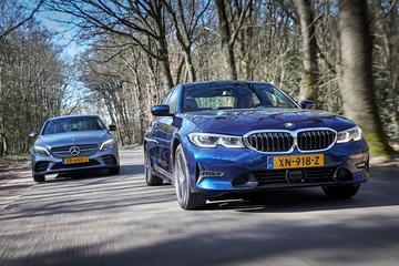 BMW 330i vs. Mercedes-Benz C300 - Dubbeltest