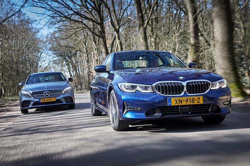 BMW 330i vs. Mercedes-Benz C300 - Dubbeltest