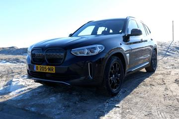 BMW IX3 - Achteruitkijkspiegel