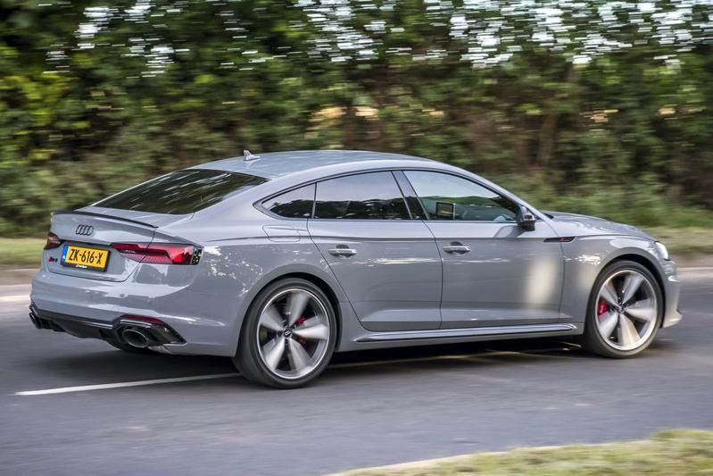 Audi RS5 Sportback - Eerste rijtest