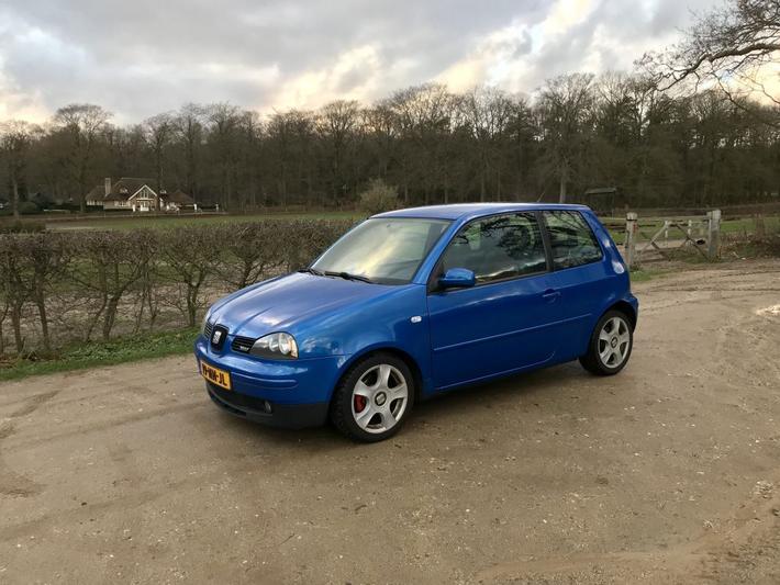 Seat Arosa 1.4 16V Sport (2003)