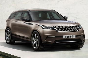 Range Rover Velar komt als Carbon Edition