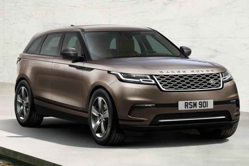 Range Rover Velar Carbon Edition