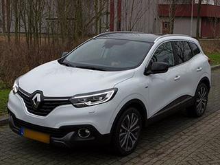 Renault Kadjar Energy dCi 110 Bose (2016)