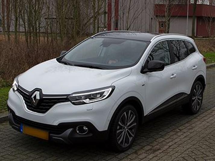 Renault Kadjar Energy dCi 110 Bose (2016) #4