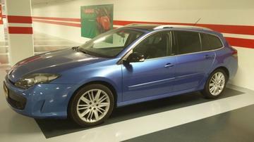 Renault Laguna Estate 2.0 16V T 205 GT (2008)