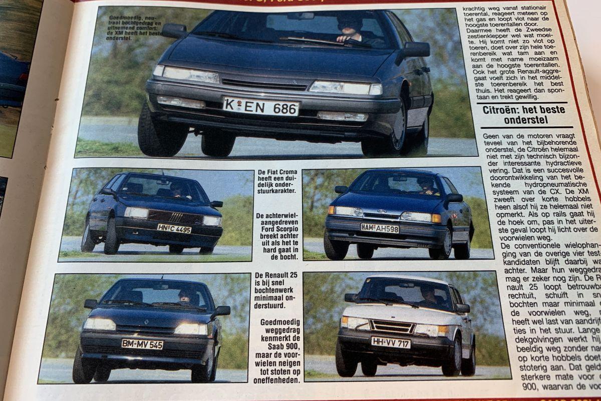 AutoWeek 1990 nummer 28