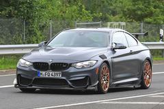 Heftigere BMW M4 GTS loopt tegen de lamp
