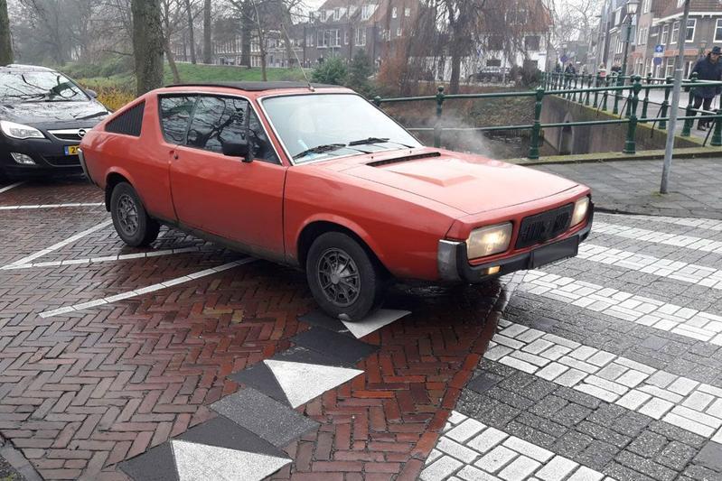 In het Wild: Renault 17 (1973)