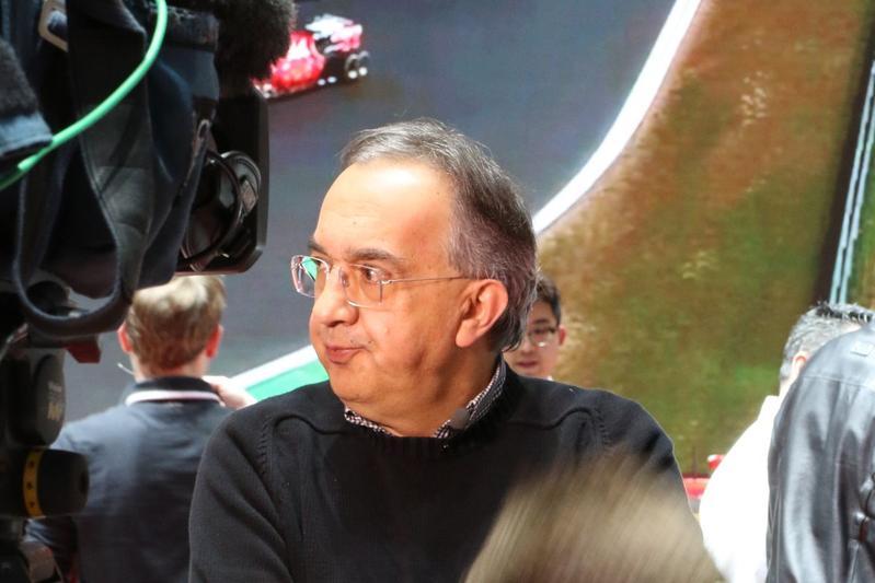 Fiat-baas Marchionne was al jaar ziek