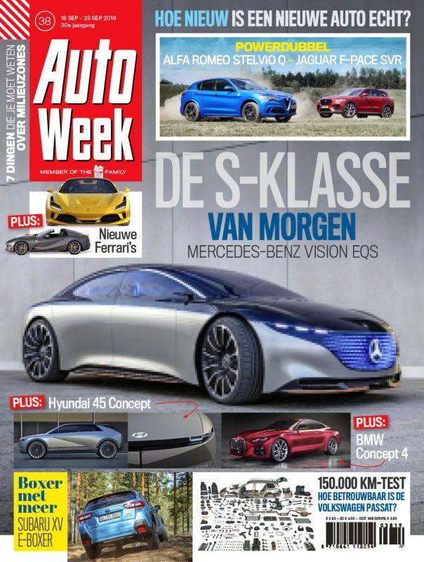 AutoWeek 38 2019