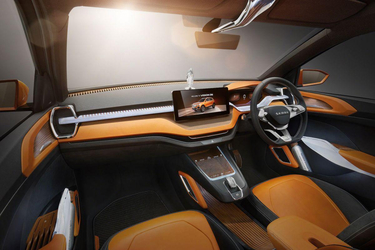 Škoda Vision IN (2020) 13