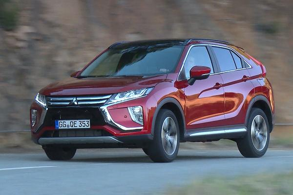 Video: Mitsubishi Eclipse Cross - Rij-impressie