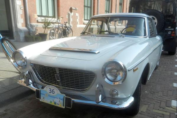 In het wild: Fiat 1500 S Coupé (1957)