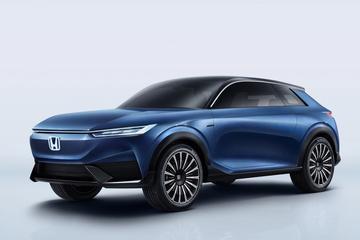 Honda SUV e: Concept is voorbode elektrische SUV